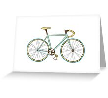 Bike Life Greeting Card