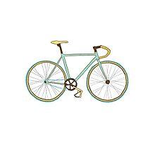 Bike Life Photographic Print