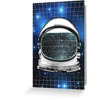 Astro Static Greeting Card
