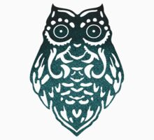 Tribal Owl by Thomas Micallef