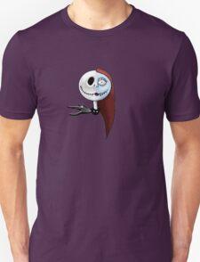 Nightmare Before Christmas Jack and Sally Unisex T-Shirt