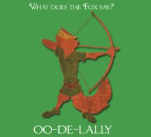 Oo-De-Lally by Bantha