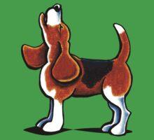 Tricolor Beagle Bay Kids Clothes