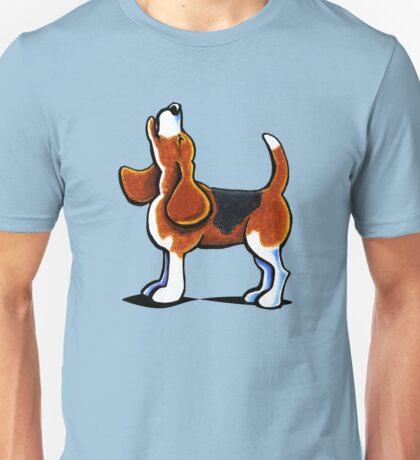Tricolor Beagle Bay Unisex T-Shirt