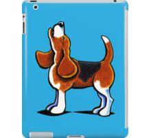 Tricolor Beagle Bay iPad Case/Skin