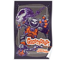 Ghostronaut! Poster