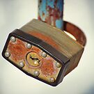 Rusted Lock by Heather Crough