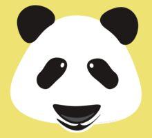 Panda Bear Modern Kids Clothes