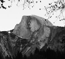Half Dome by JeffraWPhotos
