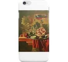 Half of pomegranate for you iPhone Case/Skin