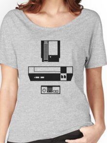 Minimalist NES Trio Women's Relaxed Fit T-Shirt