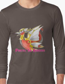 Praise the Karceus Long Sleeve T-Shirt