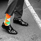 Sock Shocker! by DeeZ (D L Honeycutt)