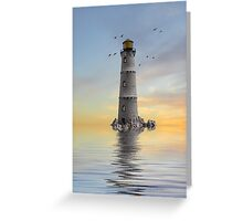 The Lighthouse 2 Greeting Card