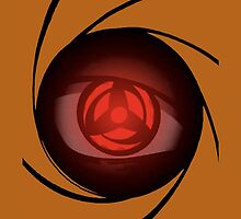 obito sharingan by 0Felix0