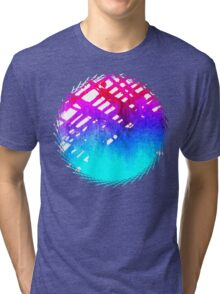 Performing color Tri-blend T-Shirt