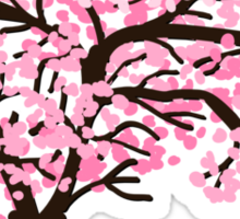 Cherrytree Blossom Sticker