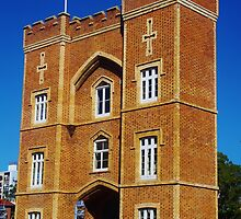 The Barracks Arch, Perth by lezvee