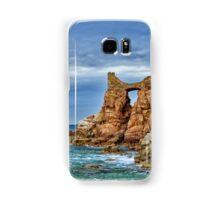 Rocks and the sea Samsung Galaxy Case/Skin