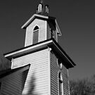 Lutheran Church by WildestArt