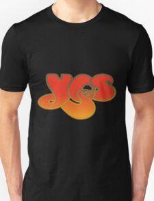 YESS YES BAND LOGO T-Shirt