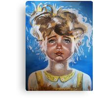 Cry baby girl 3  Canvas Print