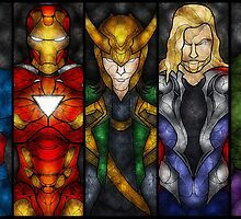 Heros Among Us by Mandie Manzano