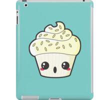 Spooky Cupcake - Ghost iPad Case/Skin