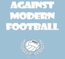 Against Modern Football Kids Tee