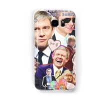 martin freeman collage Samsung Galaxy Case/Skin