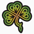 St. Patricks Day Shamrock  by MrP1ckles