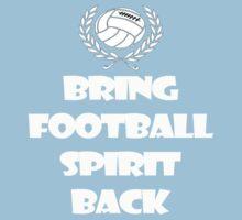 Bring Football Spirit Back Baby Tee