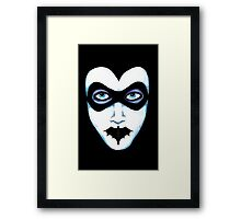 Silence Of The Quinn Framed Print