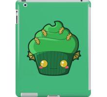 Spooky Cupcake - Swamp Thing iPad Case/Skin