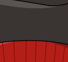 Spooky Cupcake - Vampire Sticker