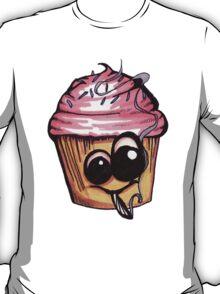 Baked Goods- Cupcake T-Shirt