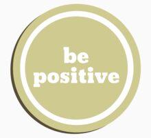 be positive in yellow by Lorie Warren