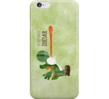 Very Hungry Dinosaur iPhone Case/Skin