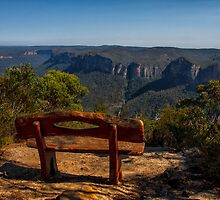 Sit and enjoy by Chris Brunton