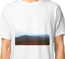 Blue Ridge Mountian Love Classic T-Shirt