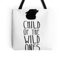 Children of the Wild Ones Tote Bag