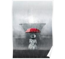 Staying dry Poster