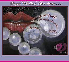 Happy Valentines' Shenanigans . . . by evon ski