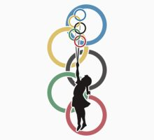 Olympic Dream - Banksy Inspired by Thereal Appeal