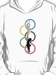 Olympic Dream - Banksy Inspired T-Shirt
