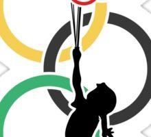 Olympic Dream - Banksy Inspired Sticker