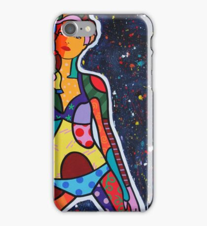 Starry Night [Notte stellata] iPhone Case/Skin