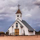 Country Church by George Lenz