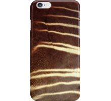 Animal hide iPhone Case/Skin