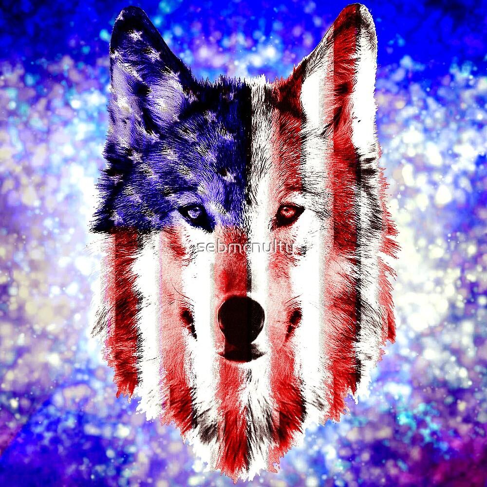wolf USA by sebmcnulty